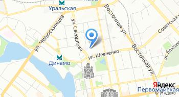 Интернет-магазин Матрасофф на карте
