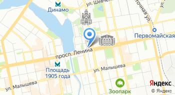 Радио Спутник на карте
