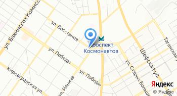 Конечная станция Ильича на карте
