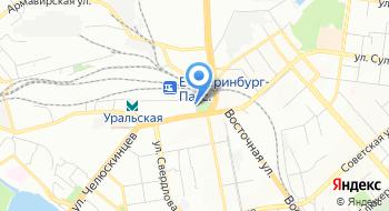 Осто Экспресс на карте