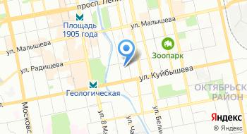 ЮрМаркет на карте
