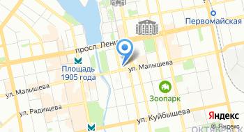 Технострой на карте
