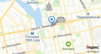 Локо-Банк на карте