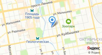 Интернет-магазин Bemad на карте