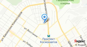 EMS Russian Рost на карте