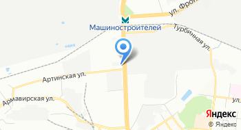 Трест Строймеханизация №2 на карте