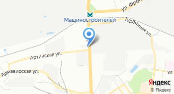 Оптовая компания ОптТорг на карте