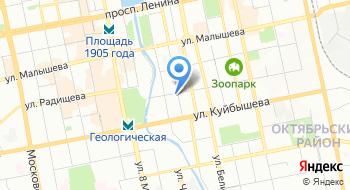 Визаконсалтинг на карте