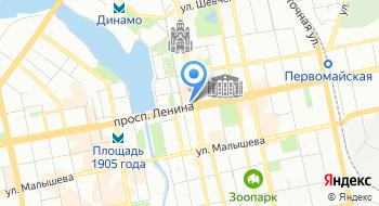 Кинотеатр Салют на карте