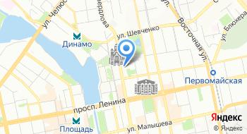 ФГБОУ ВО Уральский ГАУ на карте