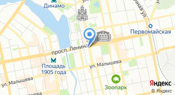 DamnCoffee на карте