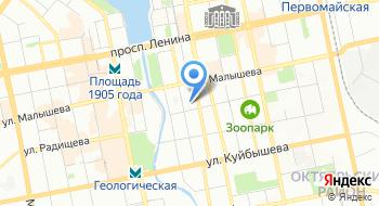 Модельное агентство Мазарини на карте