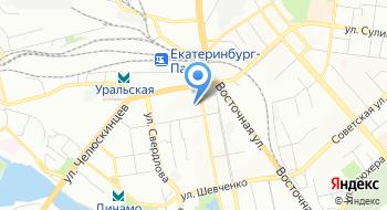 Авс-Урал на карте