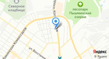Общественная приёмная депутата И.В. Володина на карте