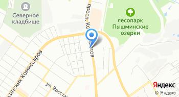 Интернет-магазин КСалют на карте