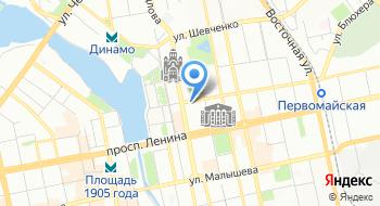 ГБПОУ СО СМУ имени П.И. Чайковского на карте