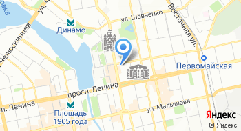 Концертный зал имени Маклецкого на карте