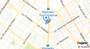 Гимназия Арт-этюд Художественное отделение на карте