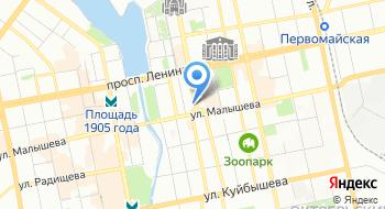 УралИнфо на карте
