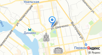 Союз строителей СРО Евразия на карте
