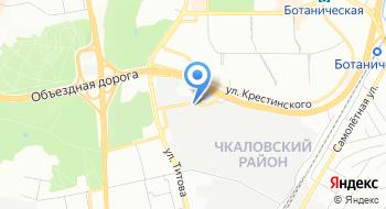 Уральский завод Композитной Арматуры на карте
