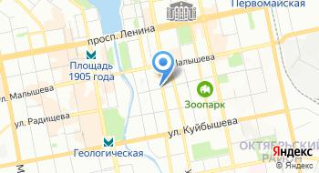 Группа компаний Событие на карте