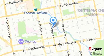 Композит Групп на карте