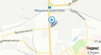 Политон-К на карте