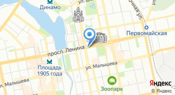 Ресторан Maccheroni на карте