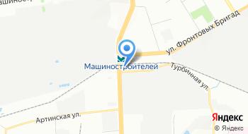 ФГБУ Информационно-методический центр по экспертизе качества лекарственных средств на карте