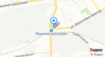 Интернет-магазин Remeshok66 на карте