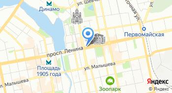 Хэппи Экспресс на карте