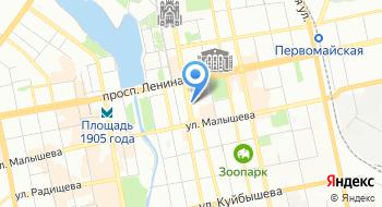 Главное Управление МЧС России по Свердловской области Телефон доверия на карте