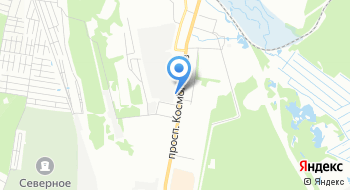 Здравпункт МБУ Екатеринбургский консультативно-диагностический центр на карте