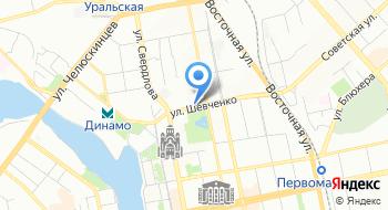 Развлекательный центр Водолей на карте