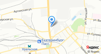 АЦ Космонавтов Официальный дилер Ауди на карте