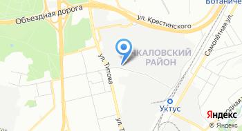 УралМетМаш на карте