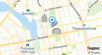 Интернет-магазин Пустельга на карте