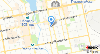 Intourist на карте