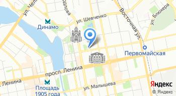 Бюро правового консалтинга на карте