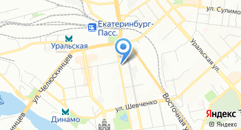 CyberSport на карте