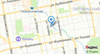 НПП Урал-комплекс на карте