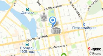 Лингвистический клуб Магеллан на карте