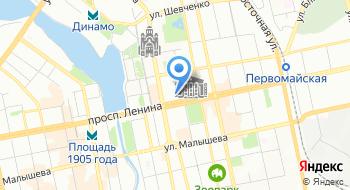 Новый художественный театр ТургеневЪ на карте