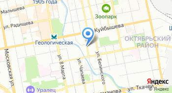 Эмпл Про на карте