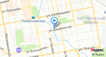 Экспо-Лайн на карте