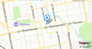 ЗолотыеРуки96 на карте