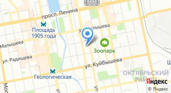 Медицинский центр Профосмотр на карте