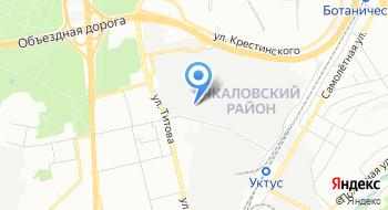 Компания ИПК-Урал на карте