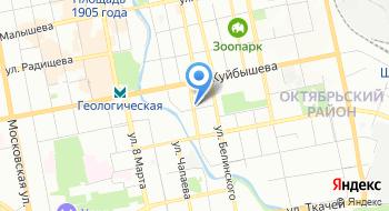 Офисгид на карте